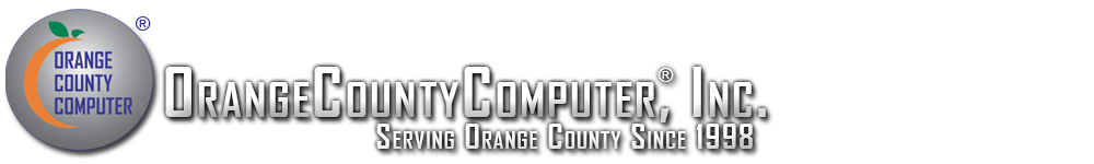 Orange County Computer INC. Logo